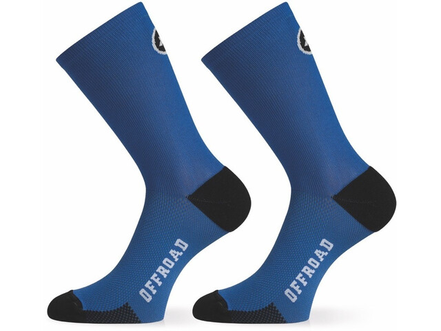 assos XC Socks twilight blue
